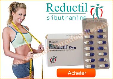 Reductil (Meridia) 15 mg votre pilule minceur pour perdre
