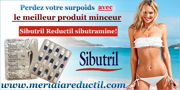 acheter Sibutril meridia reductil pour perdre du poids